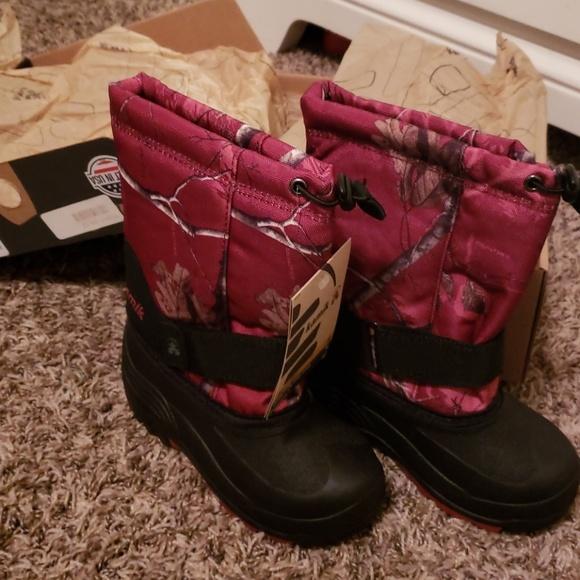 c9d51a26d36d Kamik Rocket 2 Realtree Boys Winter Boots